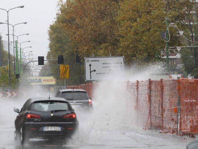 previsioni maltempo milano pioggia