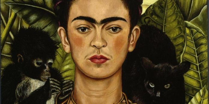 caravaggio e Frida Kahlo milano