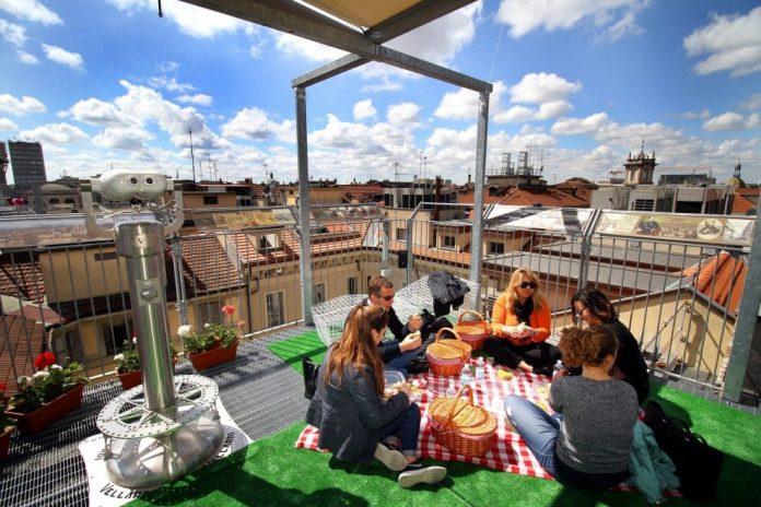 picnic sui tetti milano