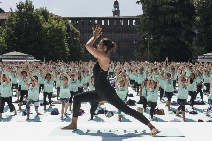 YOGA DAY 2017