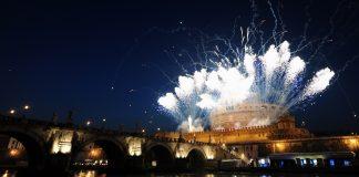 girandola di roma 2017