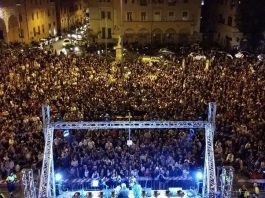 rino gaetano day roma concerto