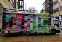 bibliobus milano