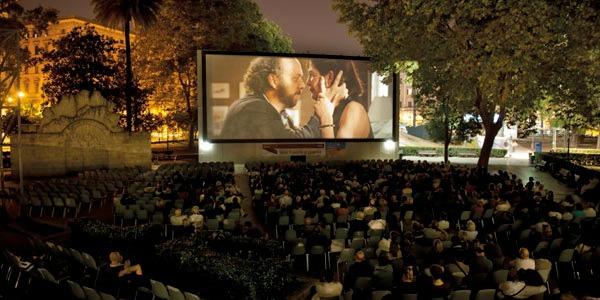 cinema all'aperto notti di cinema