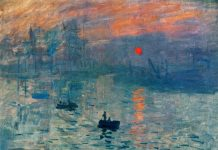 mostra monet roma