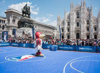 NBA BASKET MILANO