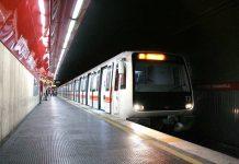 riapertura metro a roma