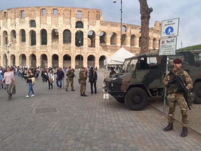 Terrorismo Attentati a Roma