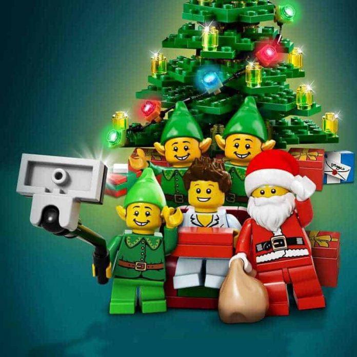NATALE LEGO