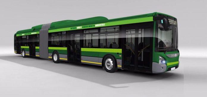 milano Autobus ATM Ibrido