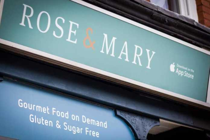 rose & Mary delivery food milano