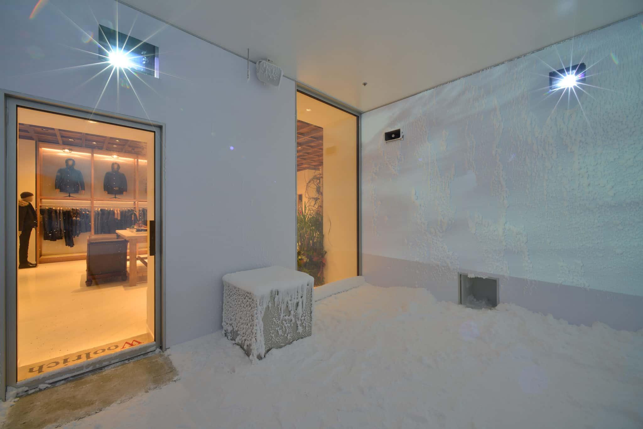 16fb0d7daa WOOLRICH: apre a Milano il primo store esperienziale al mondo
