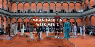 milano moda uomo 2018