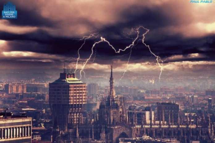 allerta meteo temporali milano