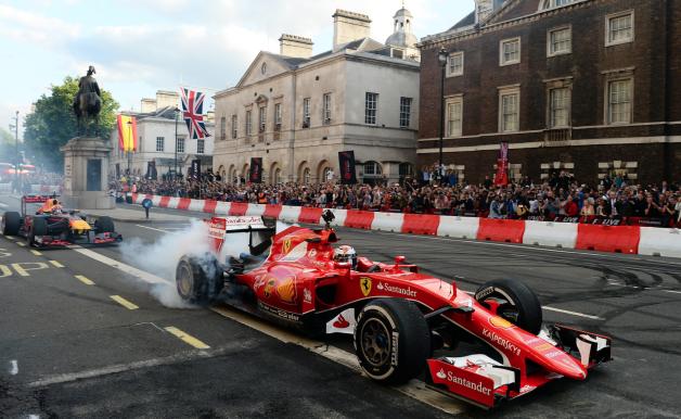 Formula 1 Milan Festival 2018 in Darsena dal 29 Agosto. Ingresso Gratuito